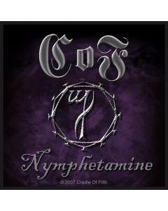 CRADLE OF FILTH - Nyphetamine - Patch