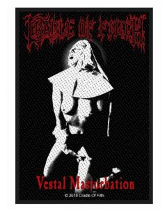 CRADLE OF FILTH - Vestal Masturbation - Patch / Aufnäher