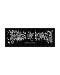 CRADLE OF FILTH - Logo - Patch / Aufnäher