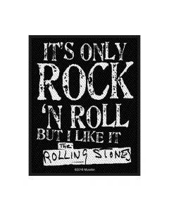 THE ROLLING STONES - Its Only Rock N Roll - Patch / Aufnäher