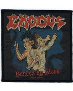 EXODUS - Bonded by Blood - Patch / Aufnäher