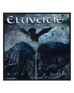 ELUVEITIE - Ategnatos - Patch / Aufnäher