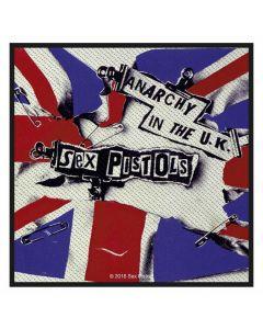 SEX PISTOLS - Anarchy in the U.K. - Patch / Aufnäher