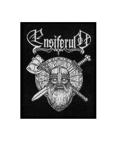 ENSIFERUM - Sword and Axe - Patch / Aufnäher
