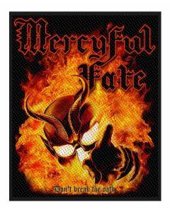 MERCYFUL FATE - Dont Break The Oath - Patch / Aufnäher