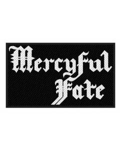 MERCYFUL FATE - Logo - Patch / Aufnäher