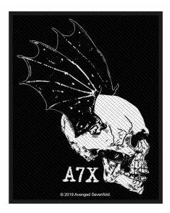 AVENGED SEVENFOLD - Skull Profile - Patch / Aufnäher