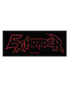 EXHORDER - Logo - Patch / Aufnäher