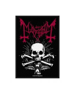 MAYHEM - Alpha Omega Daemon - Patch / Aufnäher