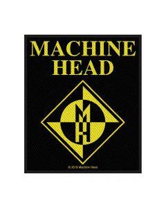 MACHINE HEAD - Diamond - Logo - Patch / Aufnäher
