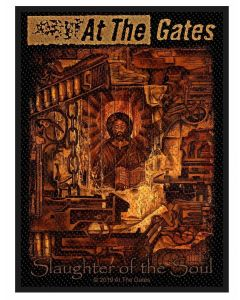 AT THE GATES - Slaughter of the Soul - Patch / Aufnäher