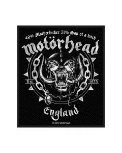 MOTÖRHEAD - Ball & Chain - Patch / Aufnäher
