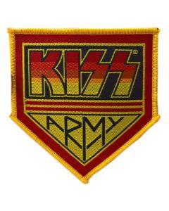 KISS - Kiss Army Badge - Patch / Aufnäher