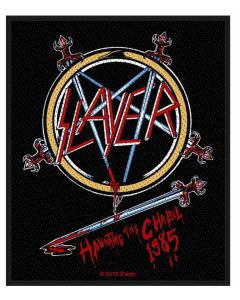 SLAYER - Haunting the Chapel - Patch / Aufnäher
