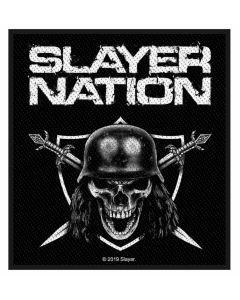 SLAYER - Slayer Nation - Patch / Aufnäher
