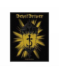 DEVILDRIVER - Lantern - Patch / Aufnäher