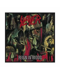 SLAYER - Reign in Blood - Patch / Aufnäher