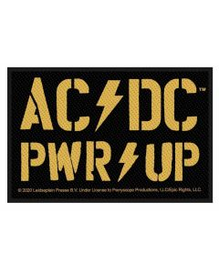 AC/DC - PWR-UP - Patch / Aufnäher