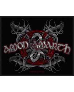 AMON AMARTH - Viking Dog - Patch / Aufnäher