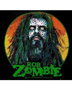 ROB ZOMBIE - Zombie Face - Patch / Aufnäher