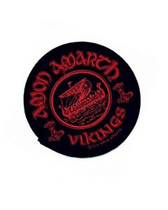 AMON AMARTH - Vikings Circular - Patch