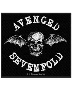 AVENGED SEVENFOLD - Death Bat - Patch / Aufnäher
