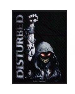 DISTURBED - Up your Fist - Patch / Aufnäher