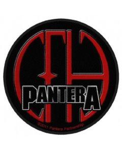 PANTERA - CFH - Logo - Patch / Aufnäher