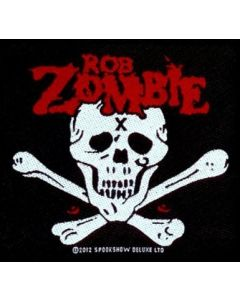 ROB ZOMBIE - Dead Returns - Patch / Aufnäher