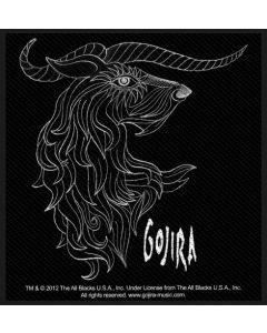 GOJIRA - Horns - Patch / Aufnäher
