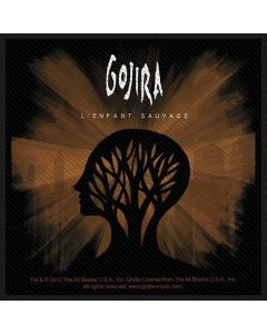 GOJIRA - L´Enfant Sauvage - Patch / Aufnäher