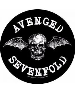 AVENGED SEVENFOLD - Death Bat - Rückenaufnäher / Backpatch