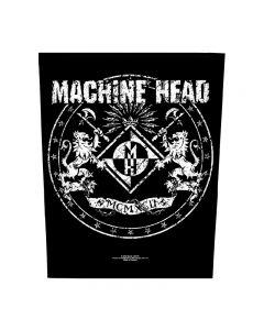 MACHINE HEAD - Crest - Rückenaufnäher / Backpatch