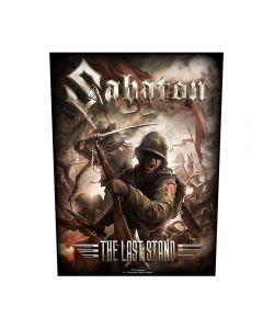 SABATON - The Last Stand - Rückenaufnäher / Backpatch