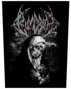 BLOODBATH - Grand Morbid Funeral - Backpatch / Rückenaufnäher