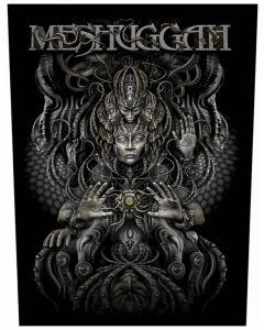 MESHUGGAH -  Musical Deviance - Backpatch / Rückenaufnäher