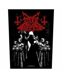 DARK FUNERAL - Shadow Monks - Backpatch / Rückenaufnäher