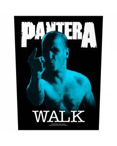 PANTERA - Walk - Backpatch / Rückenaufnäher