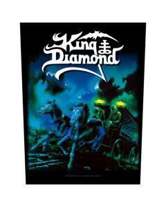 KING DIAMOND - Abigail - Backpatch / Rückenaufnäher