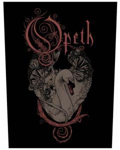 OPETH - Swan - Backpatch / Rückenaufnäher