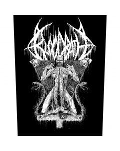 BLOODBATH - Morbid Antichrist - Backpatch / Rückenaufnäher