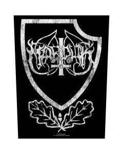 MARDUK - Panzer Crest - Backpatch / Rückenaufnäher