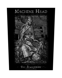 MACHINE HEAD - The Blackening - Backpatch / Rückenaufnäher