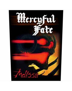 MERCYFUL FATE - Melissa - Backpatch / Rückenaufnäher
