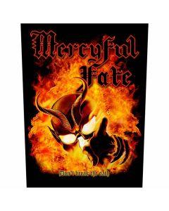 MERCYFUL FATE - Don't Break The Oath - Backpatch / Rückenaufnäher