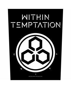 WITHIN TEMPTATION - Unity - Backpatch / Rückenaufnäher