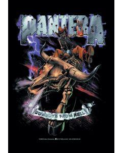PANTERA - Cowboys from Hell - Posterflag