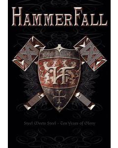 HAMMERFALL - Steel meets Steel - Posterflag