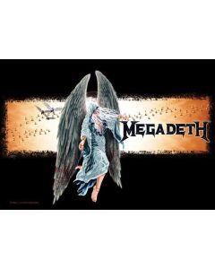 MEGADETH - Angel - Posterflag