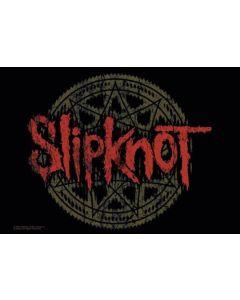 SLIPKNOT - Logo - Posterflag